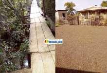 Le district de Fello Moujourou dans Banora à Dinguiraye