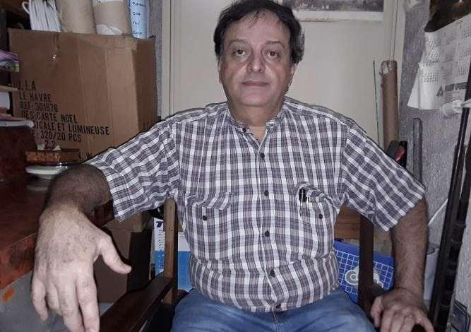 Joseph Mounkarim, opérateur économique guinéo-libanais