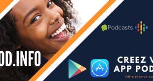 Guipod hebergement de podcast