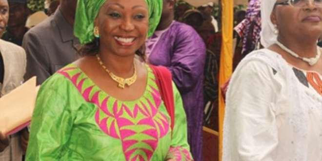 Hawa Keita et Aissata Aribot respectivement anciennes directrice et directrice adjoint du Port