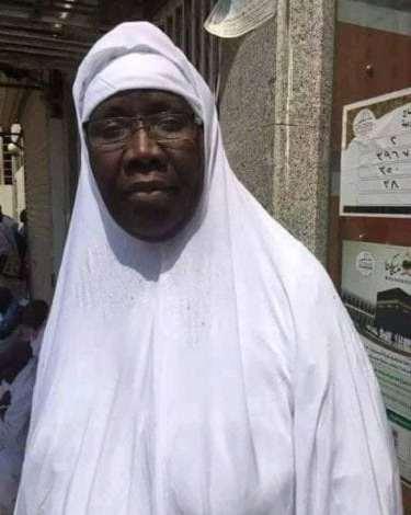 Hadja Hawa Keita, pèlerine décédée à la Mecque, ce jeudi 13 septembre