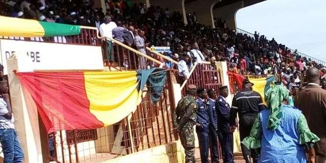 Fête d'indépendance célébrée au stade Saifoulaye Diallo de Labé