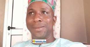 Mamadou Aliou Laly Diallo,Maire de la commune urbaine de Labé