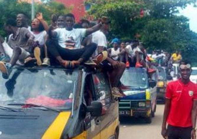 Un carnaval géant pour annoncer du nouvel album de Koundou Waka