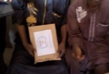 Elhadj Mamadou Barry président de cette section du GOHA