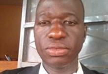 Ibrahima Diakité, chef programme de la radio rurale de Dinguiraye