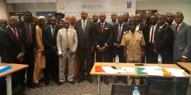 Vers la validation des textes d'application de la loi portant prévention, détection et répression de la corruption