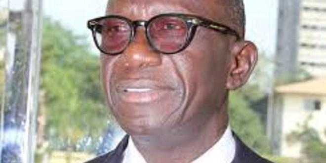 Me Abdoul Kabelé Camara, président du Rassemblement de Guinéens pour le développement (RGD)