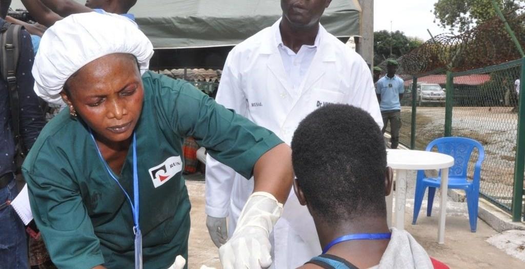 RUSAL et le Ministère russe de la santé ont terminé en Guinée la vaccination contre Ebola avec l'utilisation du vaccin fabriqué en Russie