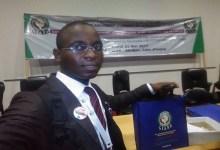 Chérif Diallo, président de Club Humanitaire sans Frontières (CHF Guinée)