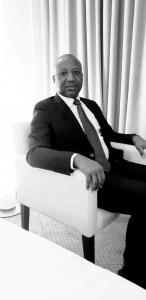 Ibrahima Sakho, président du parti du changement progrès et unité pour la Guinée (CPUG)