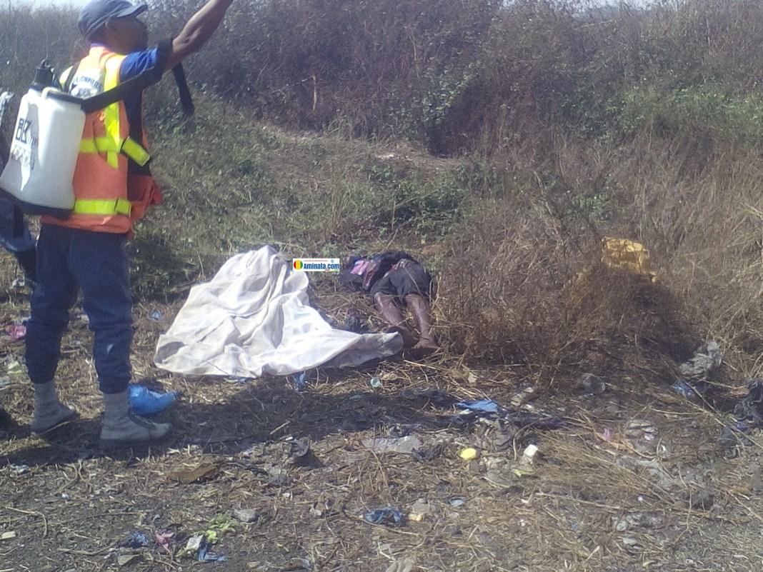 Le corps d'un jeune assassiné retrouvé à Dar-salam