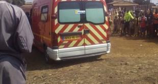 Une ambulance à Dar-salam pour récupérer un corps sans vie d'un jeune
