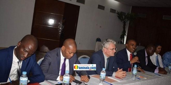 5ème Réunion du Comité du Cadre de Concertation entre les acteurs de la finance inclusive