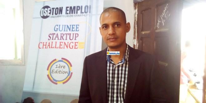 Danda Diallo, Directeur général d'Ose Ton emploi