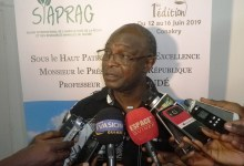 N'Famara Conté-coordinateur du comité du SIAPRAG