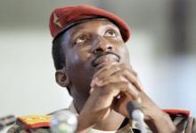 Thomas Sankara, ancien président du Burkina Faso assassiné le 15 octobre 1987