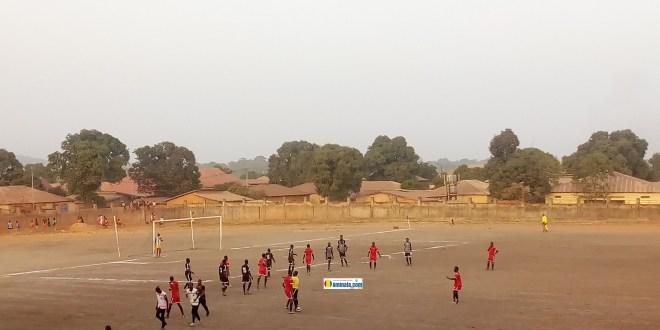 Tournoi de football doté du trophée KPC
