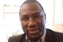 Fodé Diakité, président de l'Association guinéenne pour l'unité et la transparence