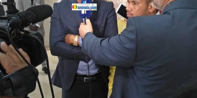 Ibrahima Konaté, conseiller du président de la République