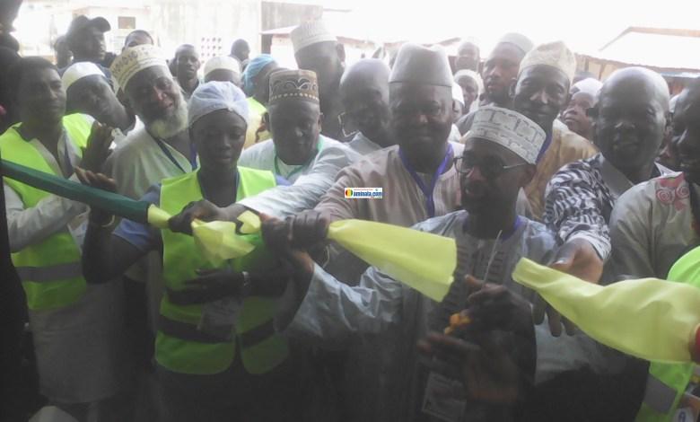 Inauguration des locaux du programme islamique d'assistance Médicale-PISLAM