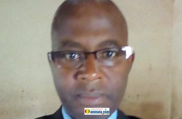 Nyama Baldé secrétaire général des agents recenseurs
