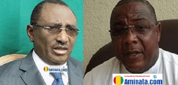 Sidya Touré annonce le départ de Baidy Aribot de l'Union des forces républicaines (UFR)