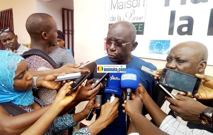 Me Abdoul Kabelé Camara, ancien ministre et leader politique