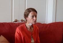 Catherine Inglehearn, ambassadrice sortante du Royaume-Uni en Guinée