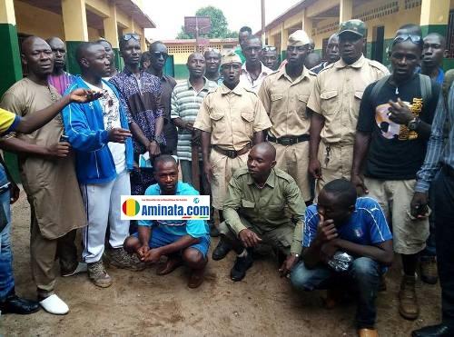 Des soldats formés à Kaleya radiés non immatriculés plaident pour leur réintégration dans l'armée