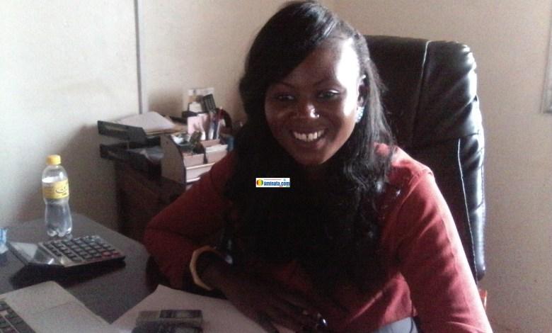 Fatou Guirassy Sangaré, présidente-fondatrice de la clinique SOVEE