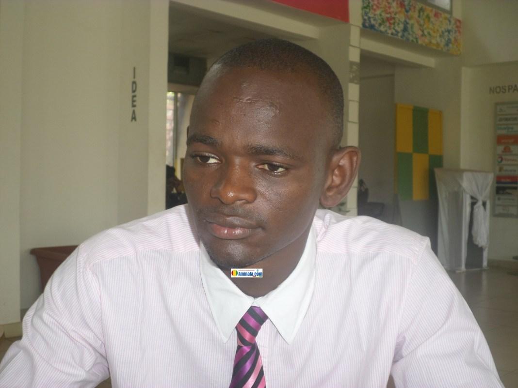 Le journaliste Ibrahim Kalil Diallo
