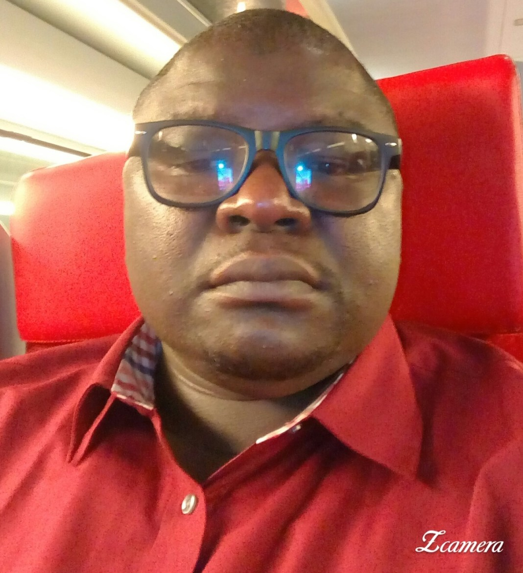 Le journaliste Thierno Oumar Diawara