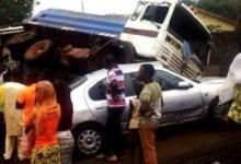 Un accident de circulation à Siguiri