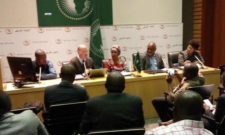 Atelier de renforcement des capacités des journalistes Africaines dans le domaine de l'industrialisation en Afrique