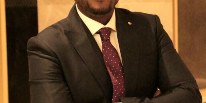 Mohamed Lamine Keita, responsable de la communication interne à Orange Guinée