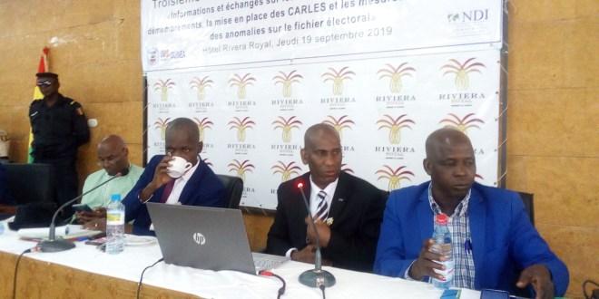 Réunions du Comité Inter-Parties en prélude aux élections législatives