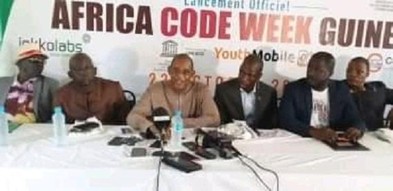 Le projet Africa Code Week