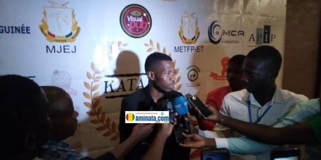Mamadou Bailo Danso de Cellcom Guinée