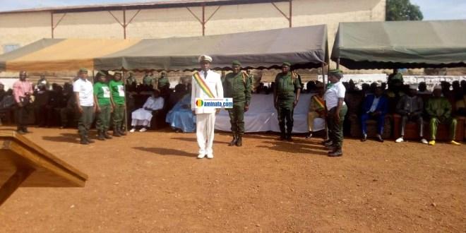 Célébration du 60e anniversaire de la création de l'armée guinéenne