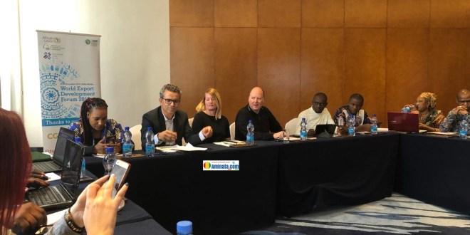 Des journalistes africains en formation sur le concept du commerce mondial à Addis-Abeba