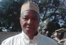 Le commandant Amadou Bailo Barry connu sous le surnom de ''commandant Blanc''