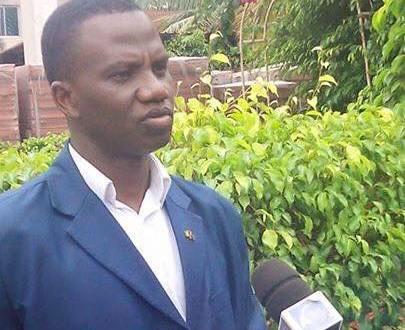 Le juriste Mohamed Camara