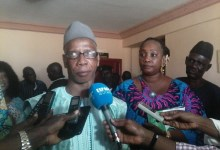 Mamadou Samba Diallo, maire de Dixinn