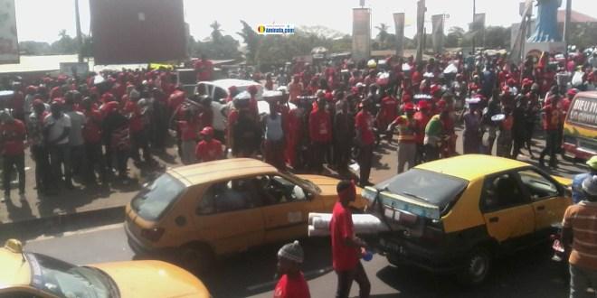 Mobilisation du Front national pour la défense de la constitution (FNDC)