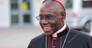 Le cardinal Robert Sarah