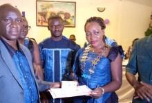 Diamy Diallo, nouvelle présidente de la Jeune chambre internationale (JCI)