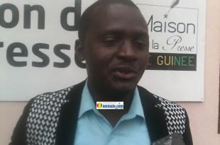 Dr. Mamady Onivogu, vice-président du mouvement la Guinée avant tout