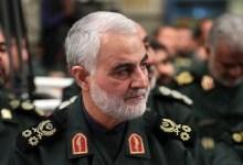 Qassem Soleimani puissant chef d'Al Qods des gardiens de la révolution tué en Irak
