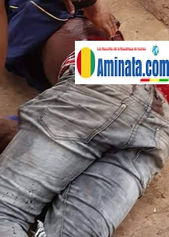 Un manifestant tué par balle à Labé